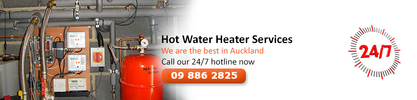 Hot water heating systems auckland
