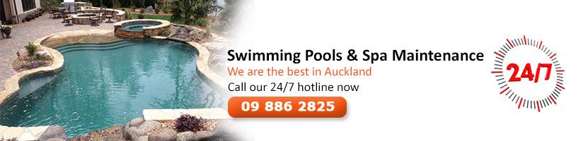 swimming pool maintenance auckland